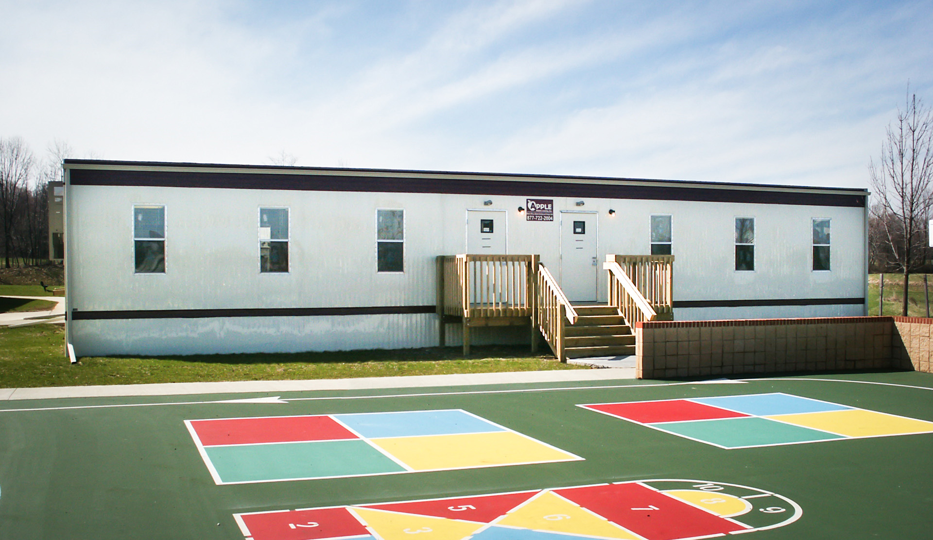 Modular Classroom Leasing : Mobile classrooms portable classrooms ohio apple mobile leasing